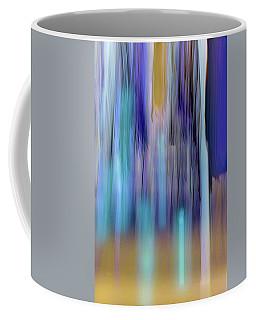 Moving Trees 37-35 Landscape Format Coffee Mug