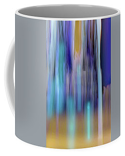 Moving Trees 37-35 Landscape Format Coffee Mug