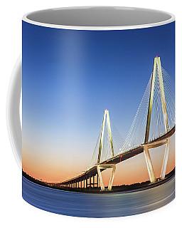Moving Yet Still Coffee Mug by Jon Glaser