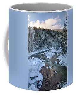 Moyie Winter Coffee Mug