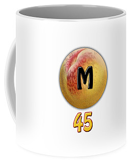 Mpeach 45 Coffee Mug