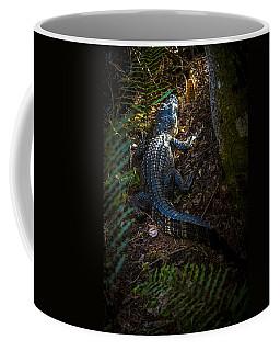 Mr Alley Gator Coffee Mug