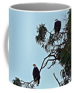 Mr. And Mrs. Bald Coffee Mug