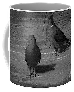 Mr And Mrs Dove Coffee Mug