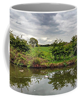 Coffee Mug featuring the photograph Mr And Mrs by Isabella F Abbie Shores FRSA