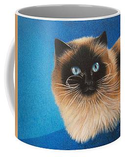Mr. Blue Coffee Mug