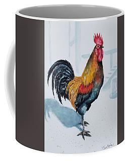 Mr. Browne's Rooster Coffee Mug