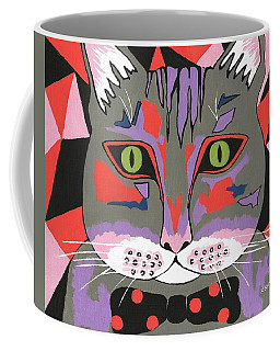 Mr Cat - Cute Animals Coffee Mug
