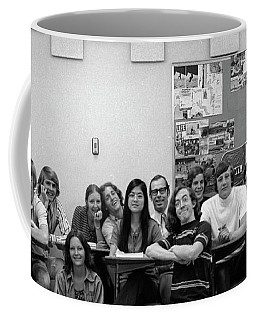 Mr Clay's Ap English Class - Cropped Coffee Mug