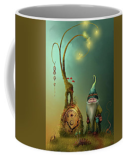 Mr Cogs Coffee Mug by Joe Gilronan
