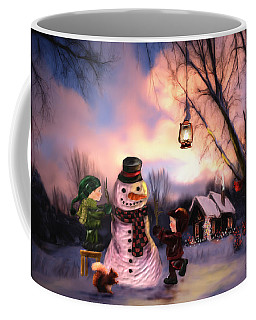 Mr. Frosty Coffee Mug