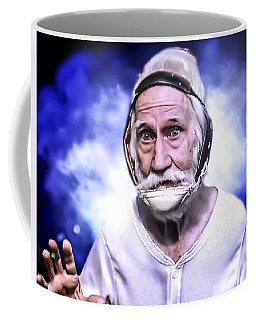 Mr. Joseph Blue Pulaski Coffee Mug