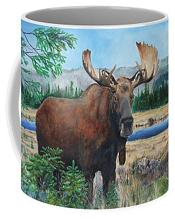 Mr. Majestic Coffee Mug
