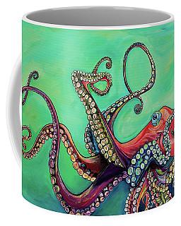 Mr Octopus Coffee Mug