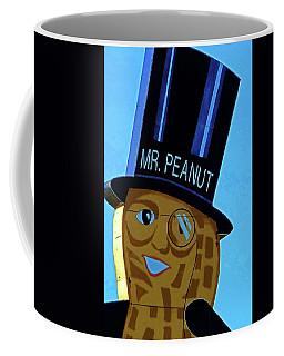 Mr Peanut 2 Coffee Mug