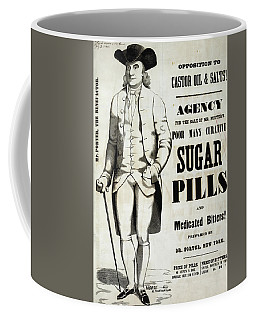 Mr. Porter's Sugar Pills 1845 Coffee Mug