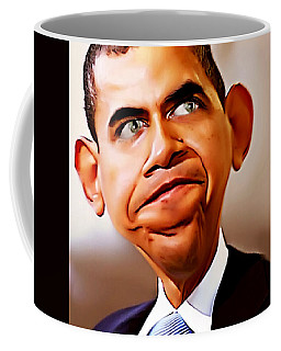 Mr. President Coffee Mug