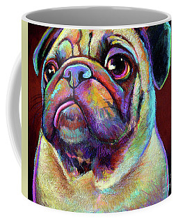 Mr. Pugnacious  Coffee Mug