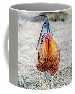 Mr. Rooster Coffee Mug