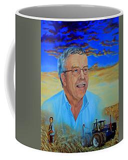 Mr. Schad Coffee Mug by Ruanna Sion Shadd a'Dann'l Yoder
