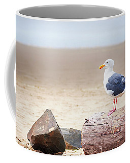 Mr. Seagull Coffee Mug