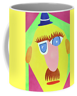 Mr. Strangefellow Coffee Mug