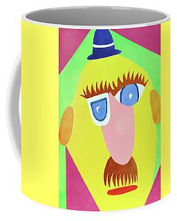 Mr. Strangefellow Coffee Mug