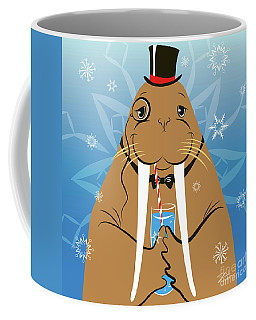 Mr. Walrus Coffee Mug