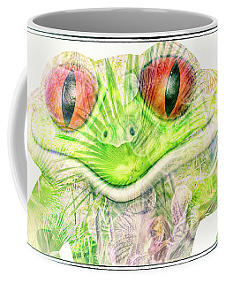 Mr Ribbit Coffee Mug