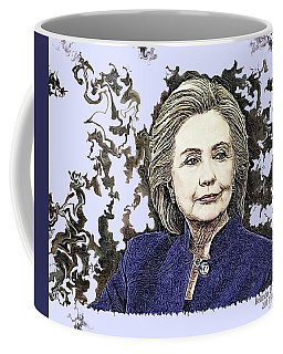 Mrs Hillary Clinton Coffee Mug