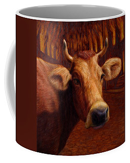 Mrs. O'leary's Cow Coffee Mug