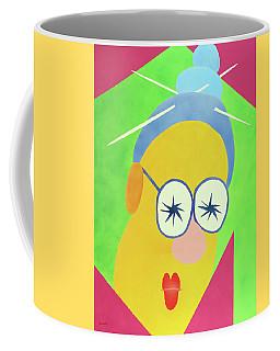 Mrs. Strangefellow Coffee Mug