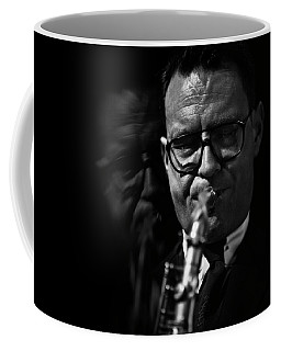 Mr. Sax's Solo Coffee Mug