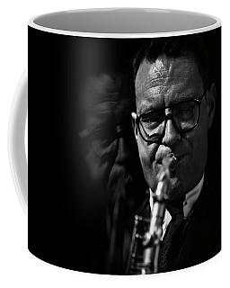 Mr. Sax's Solo Coffee Mug