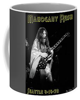 Mrsea #37 Enhanced Bw With Text Coffee Mug