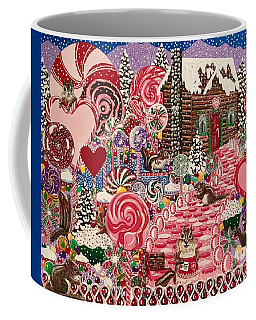 Ms. Elizabeth Peppermint World Coffee Mug
