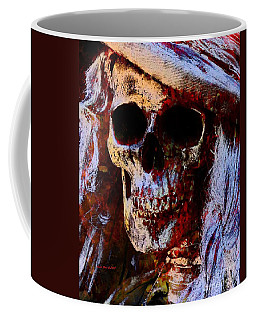 Ms Skull Coffee Mug