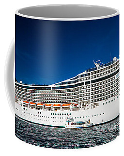 Msc Poesia Coffee Mug