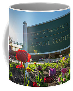 Msu Spring 35 Coffee Mug by John McGraw