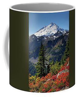 Mt. Baker Autumn Coffee Mug