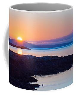 Mt. Baker Sunrise Coffee Mug by Keith Boone
