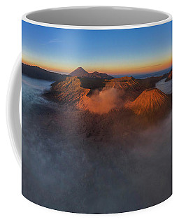 Mt Bromo Sunrise Coffee Mug