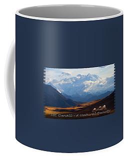 Mt. Denali National Park Coffee Mug