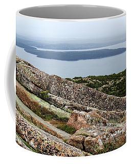 Mt. Destert Island View Coffee Mug