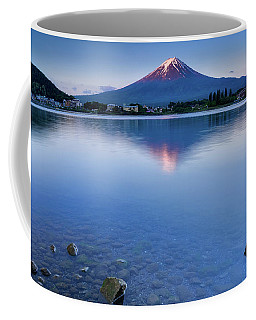 Mt Fuji - First Light Coffee Mug
