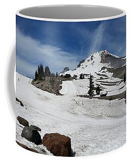 Mt. Hood In June Coffee Mug