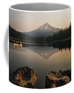 Mt Hood Sunrise  Coffee Mug