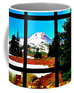 Mt. Hood View Coffee Mug