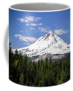 Mt. Hood's East Face Coffee Mug