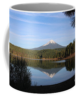 Mt Mclaughlin Or Pitt Coffee Mug